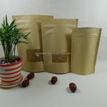 Biodegradável papel Kraft impresso Mcdonalds embalagens de alimentos