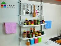 JYXFstainless pipe shelf kitchen chopstick holder napkin holder kitchen JYC-020B