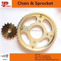 1045 steel dirt bike rear sprocket bIg gear