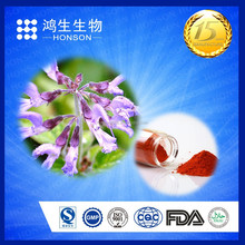 Red sage root extract Chinese salvia extract tanshinone from manufacuturer