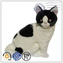 Custom wholesale handmade lifelike cat product