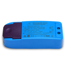 3-12W constant current LED dimming driver power supply