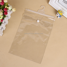 waterproof pvc plastic clear document file pouch