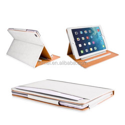 2015 New Magnet Leather Case Cover For Ipad Air 2