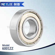China supplier Cixi Negie factory made high speed precision good quality motorcycle engine bearing 6001/6201/6203