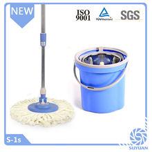 comercial 360 producto de limpieza de la fregona spin con pedal
