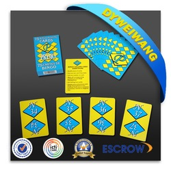Customized poker dealer button indoor game