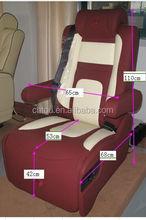 SZC1008 OEM ODM different appearance modification single power MPV seat