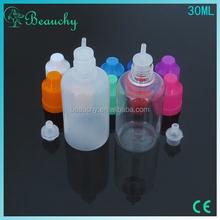 Beauchy 2015 New Product hdpe bottle pet bottle for e liquid wholesale