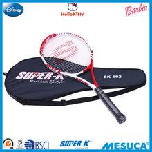 Super-k Aluminium-Carbon Soft Head Tennis Racket SK199