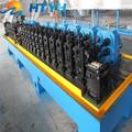 Soldadas de perfis de alumínio máquina de pultrusão, espaçador de alumínio de fabricação da linha de produção