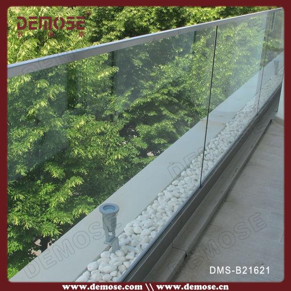 D Coratif Balustrades Pour Terrasse Aluminium Balustrade Plexiglas Garde Corps Rampes Et