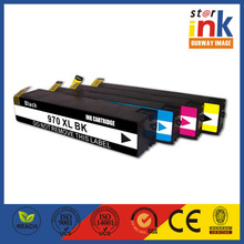 Hot selling compatible for hp 970 971 ink cartridge