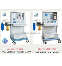 China manufacturer direct price New TECH Anestesia system JINLING-01B II medial equipment