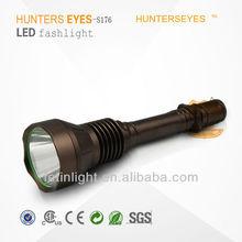 PVC LED torch hot sales flashlight bailong