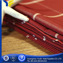 Organza Fabric hot sale Embroidered pictures of table skirting