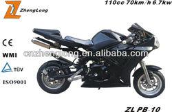 gas pocket bike 110cc