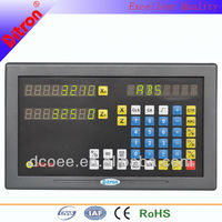 2 axis dro digital display system for lathe machine