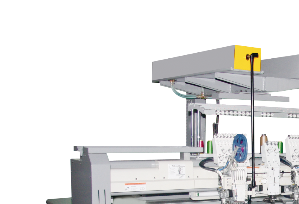 laser embroidery machine