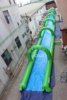 300m inflatable slide n slide for hot selling