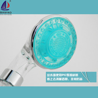 Cixi Qianyao Multi-function with stones shower head