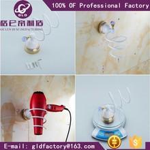 Spiral Wall Mounted Hair Dryer Storage Organizer Rack Holder Hanger Using in Bathroom Salon Stylist Tool Drier Organize