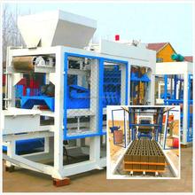 automatic brick making machine for sale / qt8-15 concrete hollow block making machine price , line brick making machine