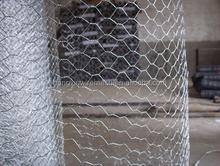 reverse twist hexagonal wire netting machine