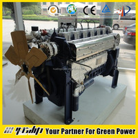 natural gas generator engines water cooled