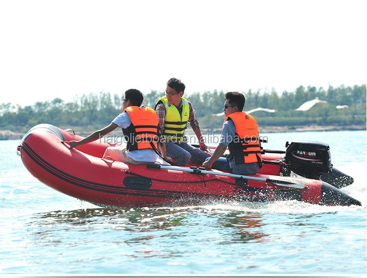 Wholesale Inflatable Water Rafts Motor Boat Sport Fish