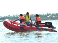 inflatable water rafts motor boat sport fish boats inflatable us boat supply 430