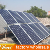 Anern newest production solar power system for home for pakistan