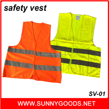 EN471 100% polyester fabric fashion safety vests