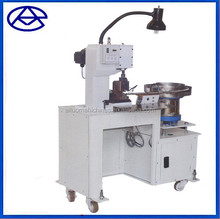Terminal crimp machine China supplier, Cable making equipment agent wanted overseas, automatic terminal feeding crimping machine