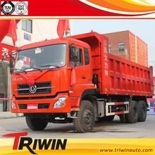 hot sale EURO 4 DFL3258A15 292hp 6x4 medium 11 ton 12 ton 13 ton 16 cubic meter 10 wheel dump truck