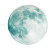 FL1074 40cm Sticker Glow In The Dark Moon Luminous Kids Planet