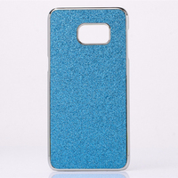 Accept Mixed Color 6 Colors Electro-Plating Glitter MOBILE Phone Case for samsung galaxy note 5 edge