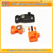 colored plastic side release buckle/quick release buckle/plastic buckle