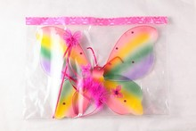 2014 New Arrival Party Favor Wings With Cute Accessories