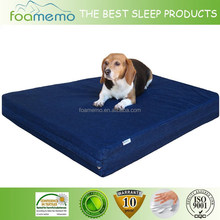 Large Orthopedic Memory Foam Dog Sleeping Pad Pet Bed Joint Relief
