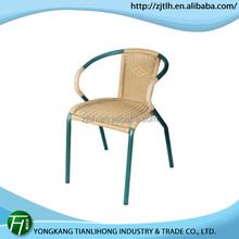 Promotional prices outdoor garden ratan chair