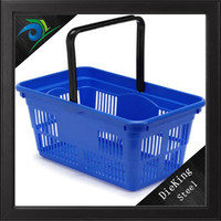 Chinese shopping basket injection mold supplier