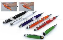 Pen Promotion!!! UV Laser Pointer usb vaporizer pen wholesale 4GB usb stick