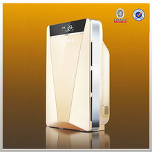 Air cleaning machine for smoking room