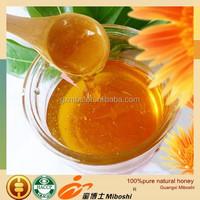 Wholesale bulk pure clover honey