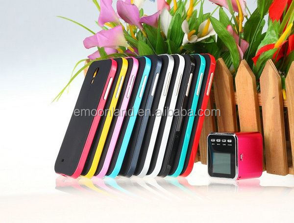 new products 2014 aluminum case for samsung galaxy s4 /s4 mini