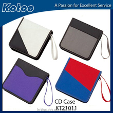 600D 12pcs capacity cd case,or 24 capacity and 48 capaticy