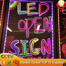 Enfants LED écriture nouvelles! Led messages signe LED publicité tableau d'écriture / étincelle néon LED conseil d'écriture
