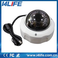 High Definition 1.3 Megapixel ip camera,support mobile view android p2p 960p dome ip camera