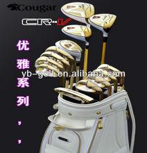 Cougar Men's Golf Clubs Sets with Golf Bag